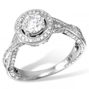 Золотые обручальные кольца 2015 (57 фото
